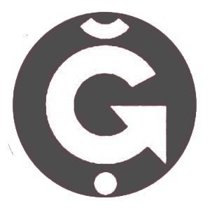 g1 logo gris